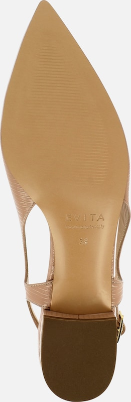 Slingpumps In Slingpumps In Evita Nude Evita Evita Slingpumps Nude qqFnY5R