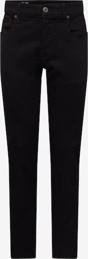 G-Star RAW Jeans '3301 Straight' in black denim, Produktansicht