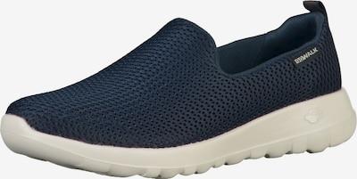 SKECHERS Sneaker in blau: Frontalansicht