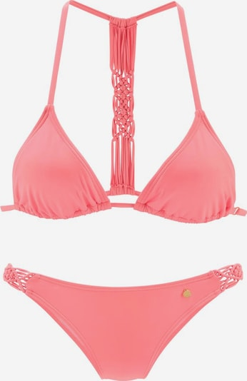 LASCANA Bikini in lachs, Produktansicht