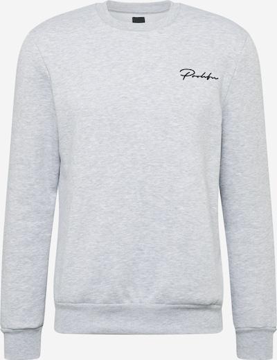 River Island Sweatshirt in hellgrau, Produktansicht