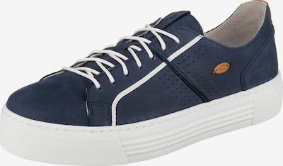 CAMEL ACTIVE Sneaker in blau / braun / weiß, Produktansicht