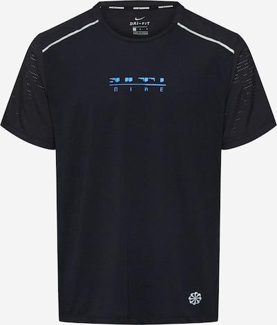 NIKE T-Shirt fonctionnel 'RISE 365' en noir, Vue avec produit