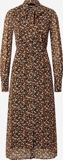 Fashion Union Haljina 'Perrian' u smeđa / miks boja, Pregled proizvoda