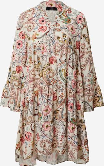 Zwillingsherz Kleid  'Marianna' in beige / mischfarben, Produktansicht