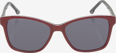 TOM TAILOR Kinder-Sonnenbrille in blau / rot / schwarz / weiß, Produktansicht