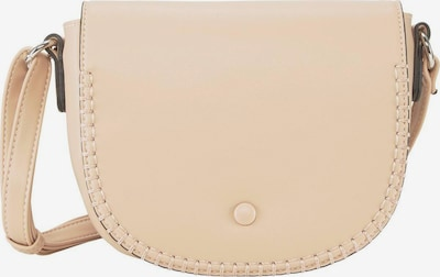 TOM TAILOR Tasche 'FANO' in creme / gold, Produktansicht