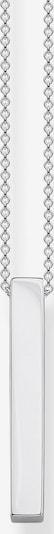 Thomas Sabo Necklace 'Silberner Quad' in Silver, Item view