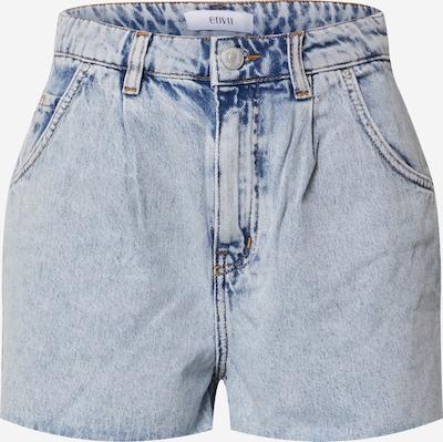 Envii Shorts 'BRITTA' in blue denim, Produktansicht