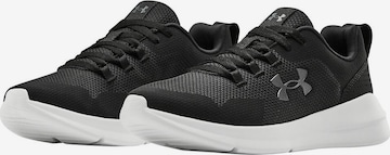 UNDER ARMOUR Athletic Shoes in Black