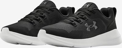 UNDER ARMOUR Sportschoen in de kleur Rookgrijs / Zwart, Productweergave