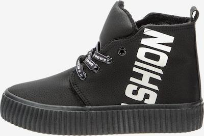 Keddo Sneaker in schwarz / weiß, Produktansicht