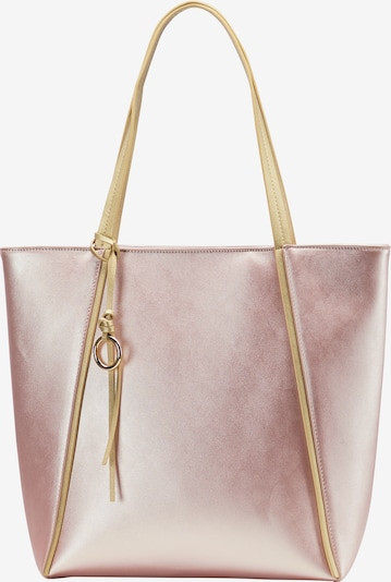 myMo at night Tote-Bag in gold / pink, Produktansicht