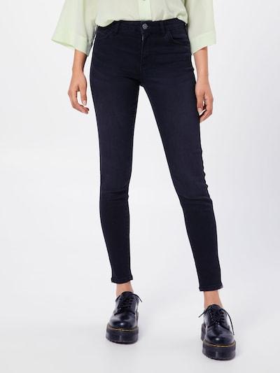 PIECES Jeans 'JAMIE' in schwarz, Modelansicht