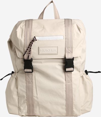 HUNTER Rucksack in creme, Produktansicht