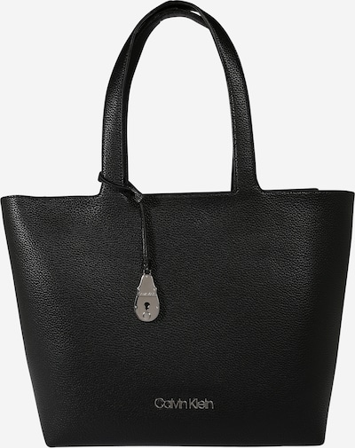 Calvin Klein Shopper 'NEAT' in de kleur Zwart, Productweergave