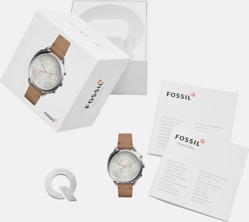 Fossil Q Quarzuhr 'Q ACCOMPLICE, FTW1200'