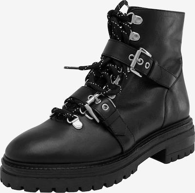 Suvarstomieji kulkšnis dengiantys batai 'Sawyer' iš EDITED , spalva - juoda, Prekių apžvalga