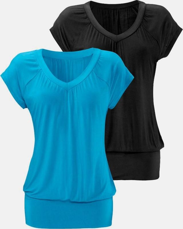 LASCANA Shirt (2 Stück)