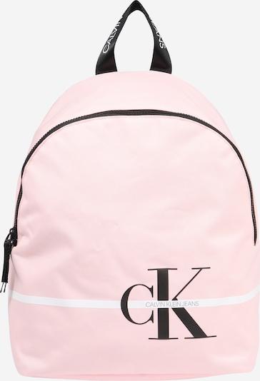Calvin Klein Jeans Rugzak in de kleur Rosa / Zwart, Productweergave