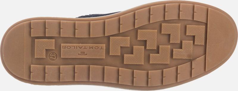 TOM TAILOR Stiefel in Leder-Optik Hohe Qualität