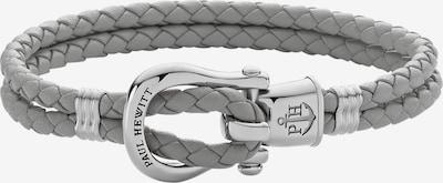 Paul Hewitt Armband in grau / silber, Produktansicht