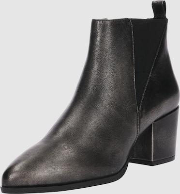 SPM Chelsea boots 'Nelsea' in Zilver