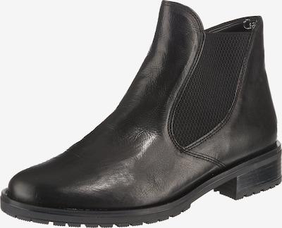 GABOR Chelsea Boots in schwarz: Frontalansicht