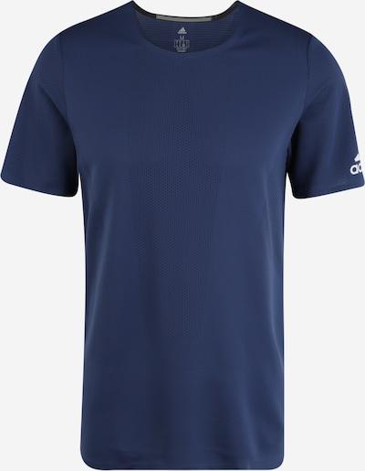 ADIDAS PERFORMANCE Sportshirt in indigo, Produktansicht