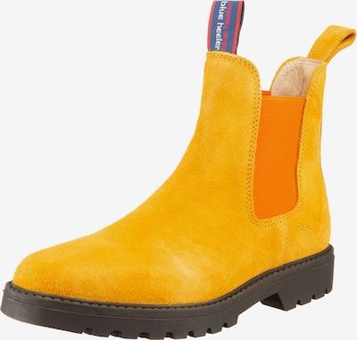 Blue Heeler Boots 'Fraser' in gelb / orange, Produktansicht