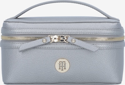 TOMMY HILFIGER Make up tas 'Core' in de kleur Zilver, Productweergave