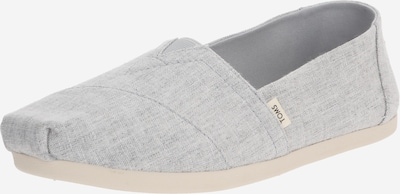 TOMS Espadrilles 'ALPARGATA' in Grey, Item view