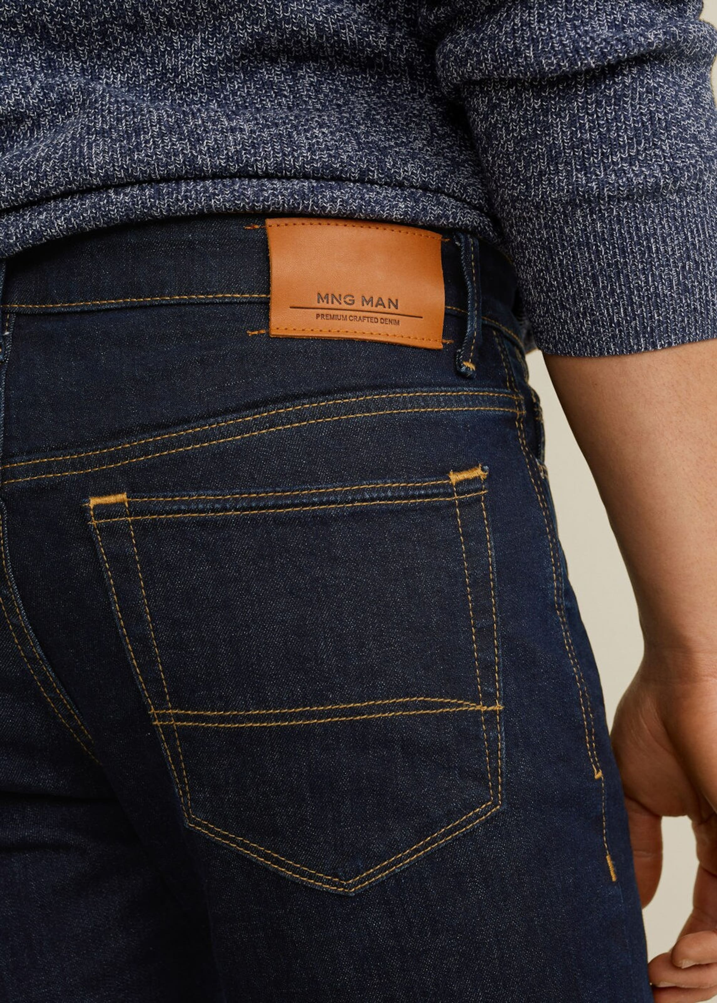 Mango In Jeans Nachtblau Man 'tim5' 80kXNwZOPn