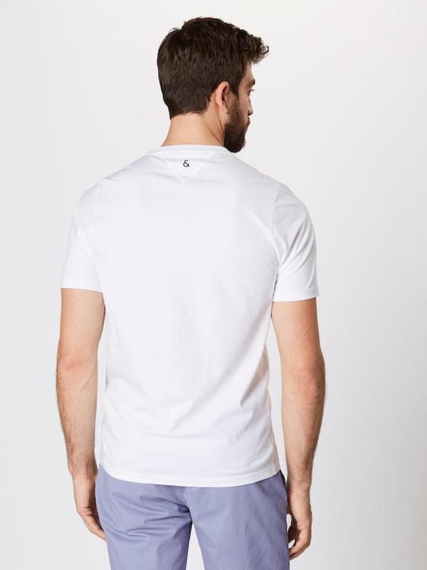Mélange En Sons 'dust' shirt CouleursBlanc Coloursamp; T De kZiuPX