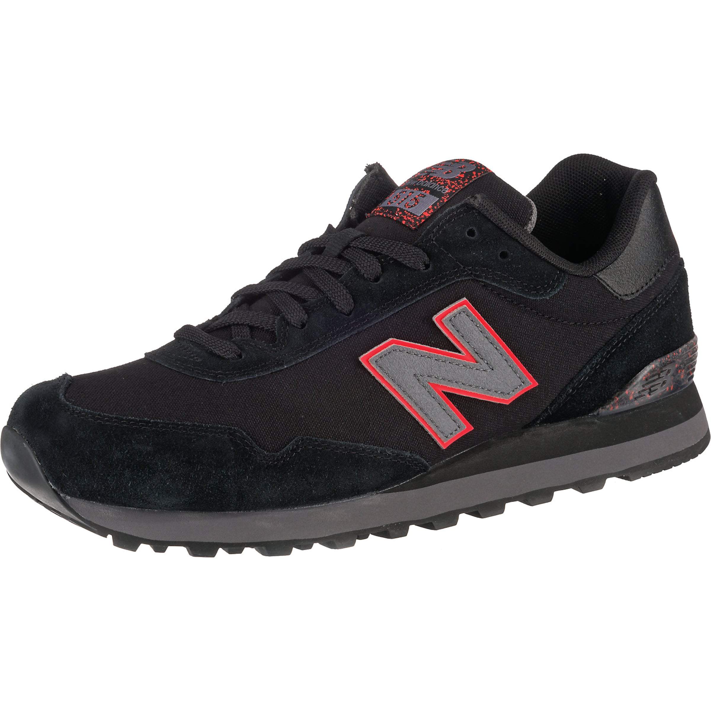 515' 'ml In New Sneaker NeonrotSchwarz Balance PiwkZOXuT