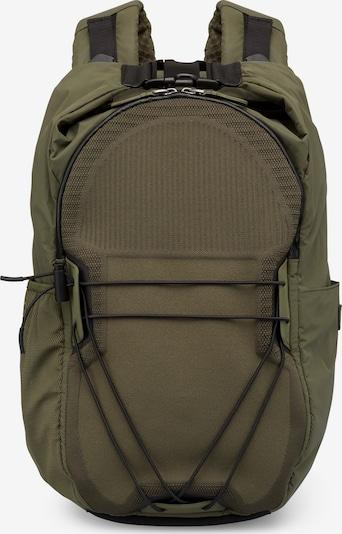 CAMPER Rucksack in oliv, Produktansicht