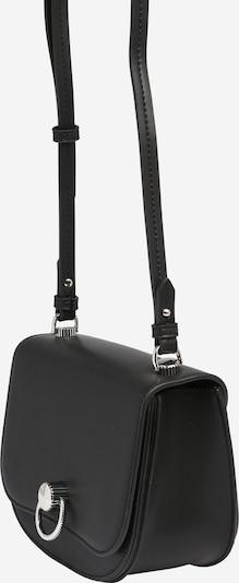 Seidenfelt Manufaktur Tasche 'Kalmar' in schwarz, Produktansicht