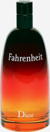 Dior Eau de Toilette 'Fahrenheit' in rot / schwarz, Produktansicht