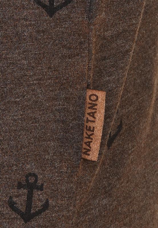 naketano T-Shirt 'El Master Del Buscho III'