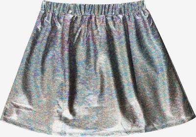 ESPRIT Spódnica w kolorze srebrnym: Widok od tyłu