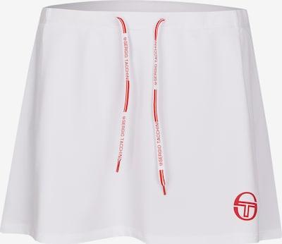 Sergio Tacchini Sportrock 'Eva' in rot / weiß, Produktansicht