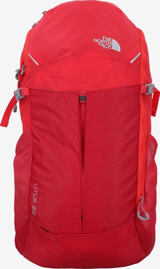 THE NORTH FACE Rucksack 'Litus 22-RC' in rot, Produktansicht