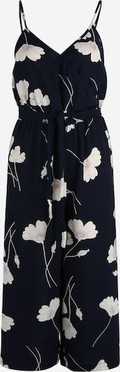 OBJECT (Petite) Jumpsuit in de kleur Donkerblauw / Wit, Productweergave