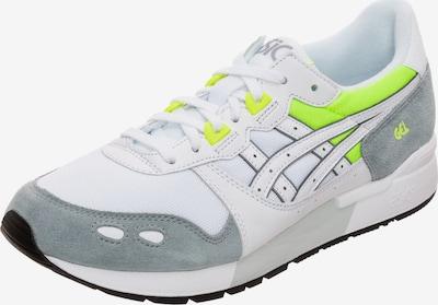 ASICS SportStyle Sneaker in grau / neongrün / weiß, Produktansicht