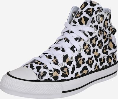 CONVERSE Sneaker 'CHUCK TAYLOR ALL STAR POCKET - HI' in beige / schwarz / weiß, Produktansicht