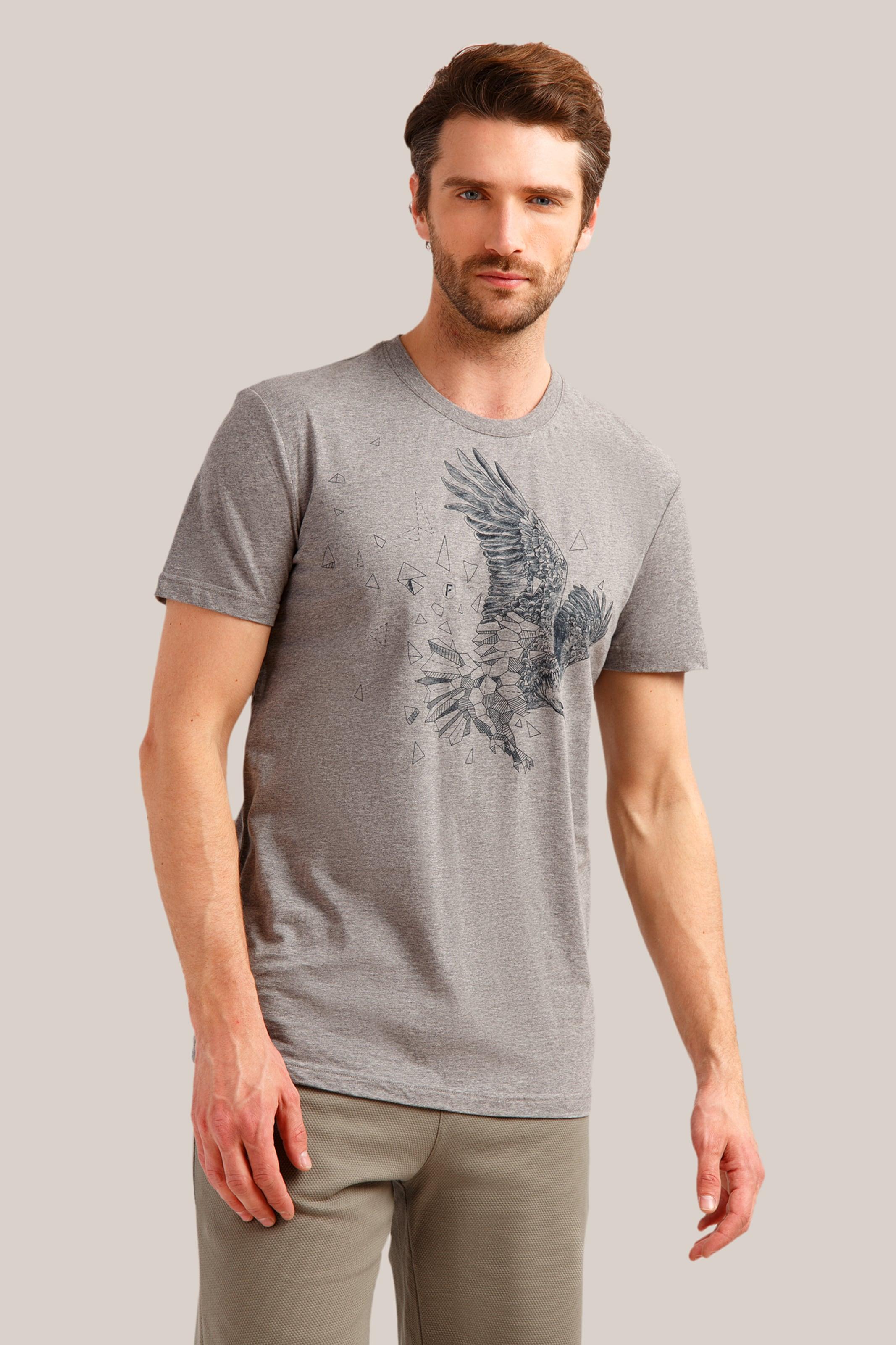 shirt Finn Flare T In TaupeSchwarz myOv80Nwn