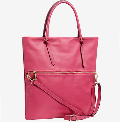 MYMO Shopper in de kleur Pink: Vooraanzicht