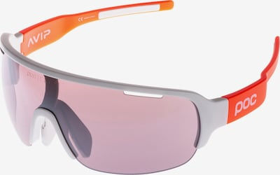 POC Sportbrille 'DO Half Blade AVIP' in orange, Produktansicht