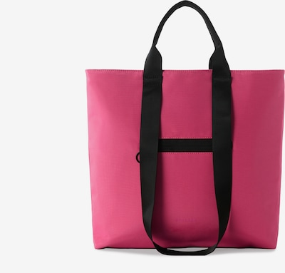 TUCANO Shopper 'Notebook' in pink, Produktansicht