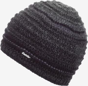 Eisbär Mütze in Grau